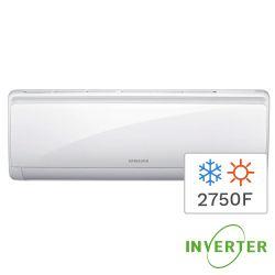 Aire Acondicionado Split Inverter Frío/Calor Samsung 2750F 3300W AR12MSFPAWQBG
