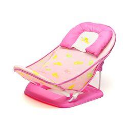 Sillita para bañar a bebes Baby Innovation Sillita Plegable de Baño Rosa