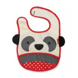 Babero de Tela Skip Hop  Panda
