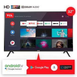 """Smart TV 32"""" HD TCL L32S6500"""