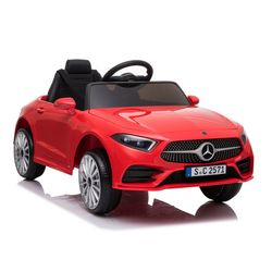 Auto a Bateria Mercedes Benz GLC 350 12V 3039 Rojo