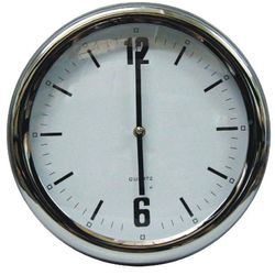 Reloj De Pared New York De Acero 30 Cm