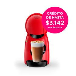 Cafetera Dolce Gusto Piccolo XS PV1A0558