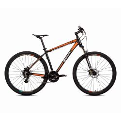 "Bicicleta Mountain Bike Rodado 29"" Motomel 390 Talle M  Naranja y Negro"