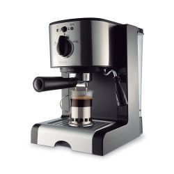 Cafetera expresso Smartlife SL - EC4637 Acero Inoxidable