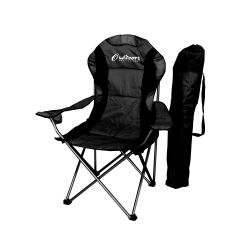 Sillón Plegable Outdoors Professional 1015 Negra