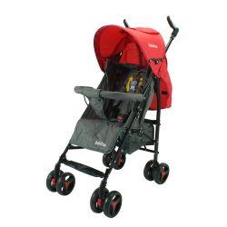 Cochecito de Bebé Bebitos E210 Adagio Rojo