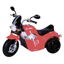 Moto a Bateria Love 3004 Rojo