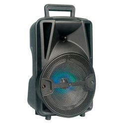 Parlante Portatil Daewoo Rock 8 Da-5008 con Luces Led Rgb