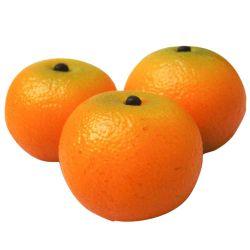Naranjas Decorativas Mini En Estuche Set X 12