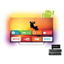 "Smart TV 55"" 4K Philips 55OLED873/77"