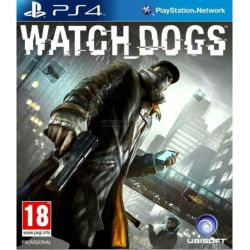 Juego PS4 Ubisoft Watch Dogs