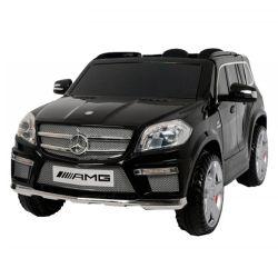 Auto a Bateria Camioneta Mercedes Benz GL63 AMG 12V 3028 Color Negra