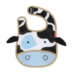 Babero de Tela Skip Hop Vaca