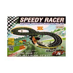 Pista de Autos Speedy Racer