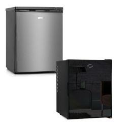 Combo Vondom Freezer FR55 + Frigobar RFG40B