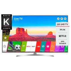 """Smart TV 4K 65"""" LG 65UK6550PSB"""