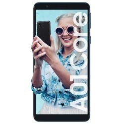 Celular Libre Samsung A01 Core Azul