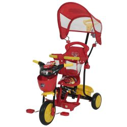 Triciclo Disney Cars XG 8001NT2
