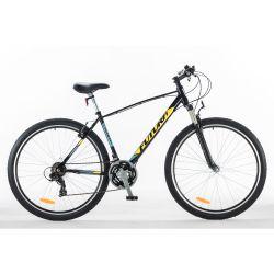 "Bicicleta Mountain Bike Rodado 29"" Futura Lynce Negra"