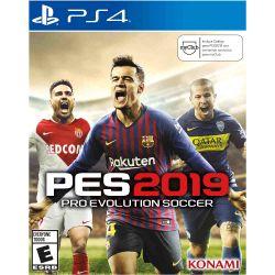 Juego PS4 Konami PES 2019