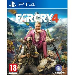Juego PS4 Ubisoft Far Cry 4