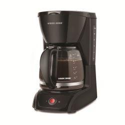 Cafetera Black and Decker (CM1201B-AR)