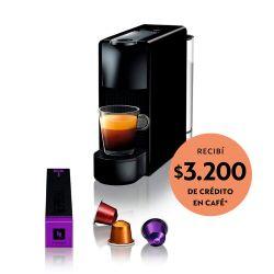 Cafetera Nespresso Essenza Mini Black