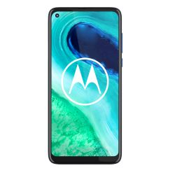 Celular Libre Motorola G8 Azul