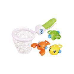 Juguete de Agua para Baño de Bebé Caña de Pescar Love 7471