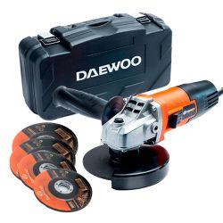 Amoladora Angular Daewoo DAAG115-75B