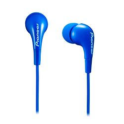 Auricular Pioneer In-Ear SE-CL502 Blue