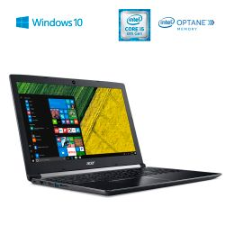 "Notebook Acer 15.6"" Core i5 RAM 4GB OPTANE A515-51-52TE"