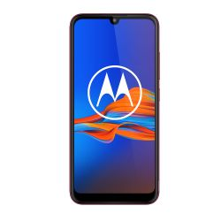 Celular Libre Motorola E6 Plus 64GB Red Gradient