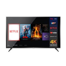 """Smart TV 50"""" 4K Ultra HD TCL L50P65"""