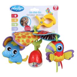 Juguete didáctico Playgro ON THE GO STROLLER MOBILE