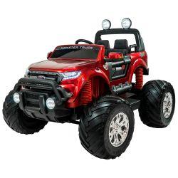 Auto a Batería Bebitos Ford Monster Truck DK MT550 Rojo