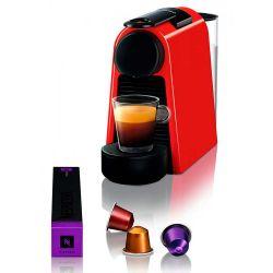 Cafetera Nespresso Essenza Mini Red