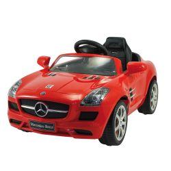 Auto a Batería Bebitos Mercedes Benz AMG63 Rojo