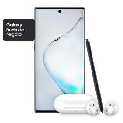 Celular Libre Samsung Galaxy Note 10 Aura Black + Buds