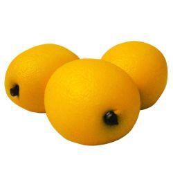 Limones Decorativos Mini En Estuche Set X 12