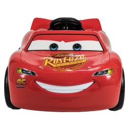 Auto a Batería Disney Cars Rayo Mc Queen XG