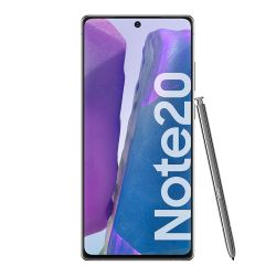 Celular Libre Samsung Galaxy Note20 Gris