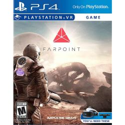 Juego PS4 Sony Farpoint VR