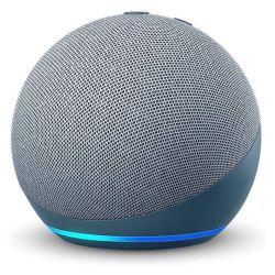 Asistente Virtual Amazon Echo Dot 4ta Generación Azul