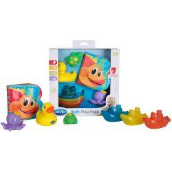 Juguete didáctico Playgro BATH PLAY PACK