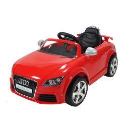 Auto a Batería Bebitos Audi TT RS8 Rojo