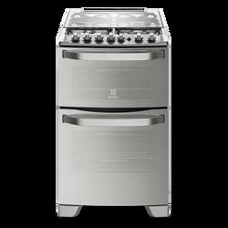 Cocina Doble Horno Electrolux 56DXQ