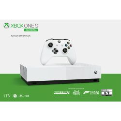 Xbox One S 1 TB Edición All Digital