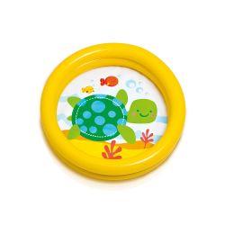 Pileta Inflable Infantil Redonda Tortuga